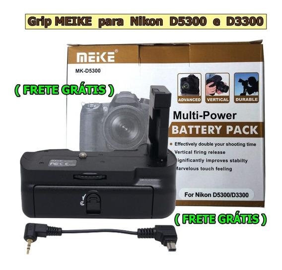 Grip Meike Para Nikon D5300, D3300