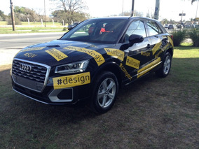 Audi Q2 1.4tfsi Stronic Sport 0km 2017 Nuevo Blanco Negro