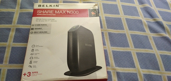 Router Wifi Belkin Share Max N300