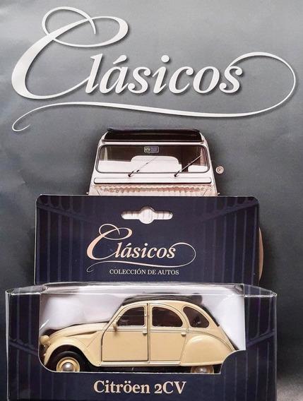 Autos Clasicos Clarin - Fasiculo 5 - Citroen 2 Cv
