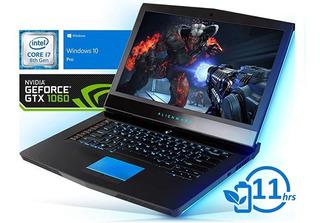 Notebook Dell Alienware 15 R4 Laptopcerrados 15.6 Fhd Disp ®