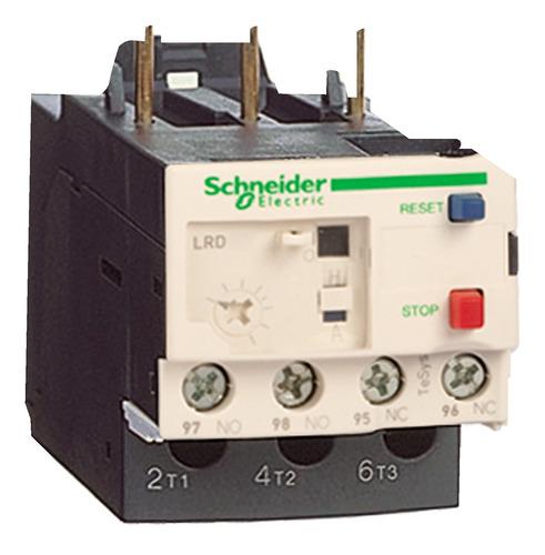 Relé Térmico Para Contactor Tesys Lrd 1-1.6 A Schneider