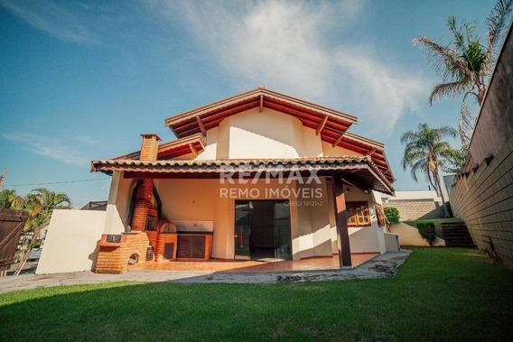Casa De 180 M² Em Condomínio Por R$ 695.000 - Parque Dos Lagos - Ca6492