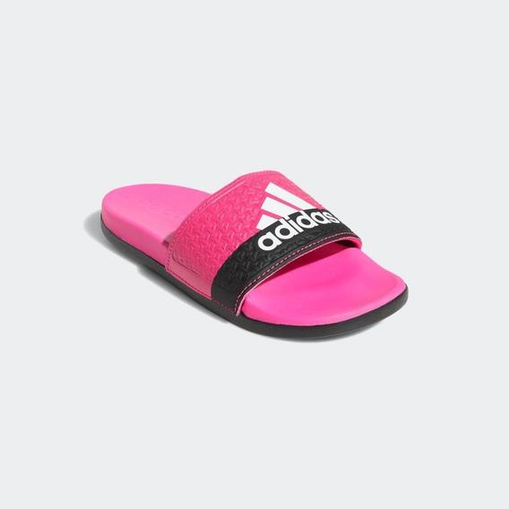 Chinelo adidas Slide Adilette B44875 Infantil Pink