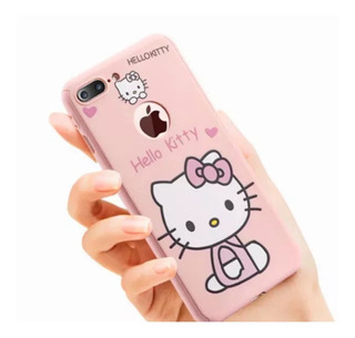 Funda 360 Hello Kitty iPhone 6 | 6+ | 7 | 7 Plus + Cristal
