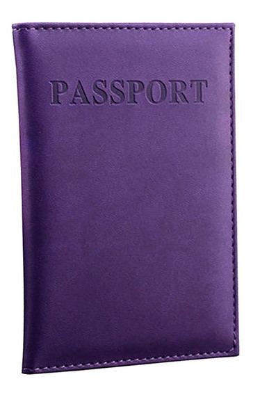 Funda Cubierta Porta Pasaporte Acolchada Envio Gratis