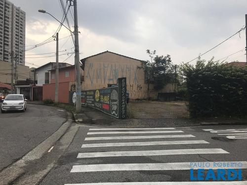 Terreno - Vila Curuçá - Sp - 612949