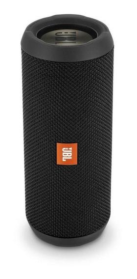 Caixa de som JBL Flip 3 portátil sem fio Black