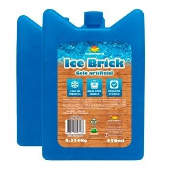 Gelo Artificial Ice Brick 250ml