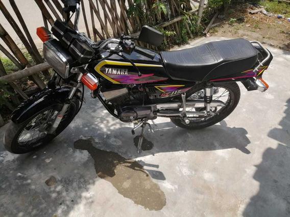 Se Vende Rx 115 Modelo 2001 Solo Tarjeta De Propiedad