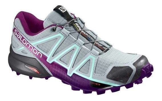 Zapatilla Salomon Speedcross 4 Mujer Trail Running 394664