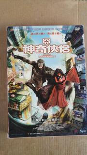 Mr. And Mrs. Incredible - Louis Koo - Import Cine Hong Kong