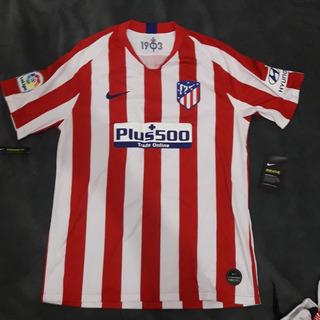 Camisa Oficial Do Atlético De Madrid 19/20