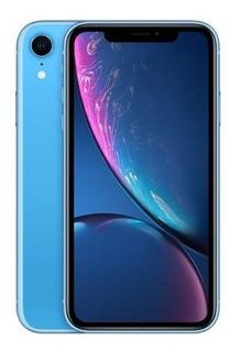 Apple iPhone Xr Dual Sim 64 Gb Azul