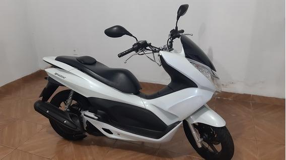 Honda Pcx 150 2014 Branca