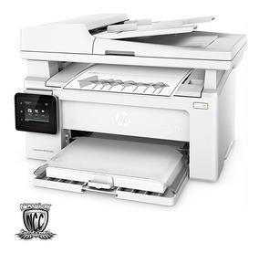 Impressora Hp Multifuncional M130 Wifi 130fw + Brinde