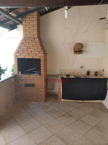Imagem 1 de 28 de Casa À Venda, 156 M² Por R$ 385.000,00 - Jardim Vânia Maria - Bauru/sp - Ca3480
