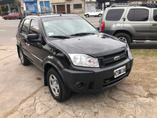 Ford Ecosport 1.6 My10 Xl Plus Mp3 4x2 2010