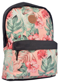 Mochila Rip Curl Hanalei Dome Peach Floral Original