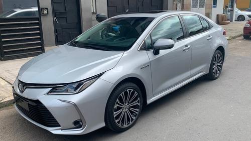 Toyota  Corolla  Hibrido  Seg   Blindado  Cero  Km