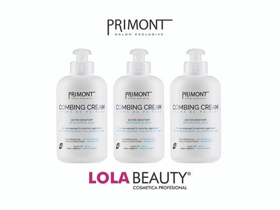 Primont Crema De Peinar Combing Cream Whater Resist X300 Ml