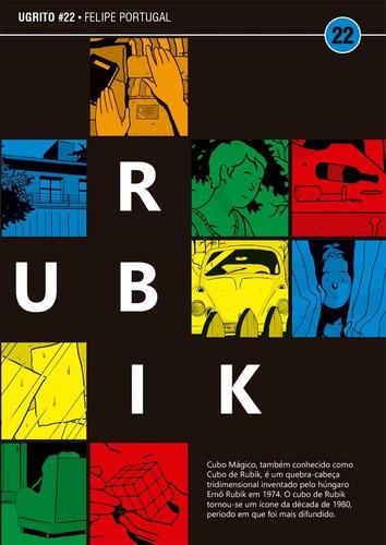 Ugrito 22 Rubik Quadrinhos Suspense