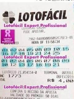 segredo do jogo lotofacil