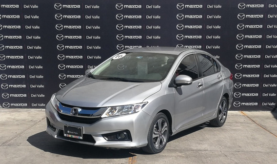 Honda City 2016 Ex Cvt (0173)