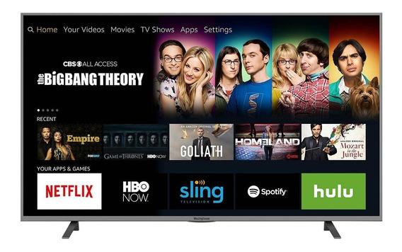 Tv Westinghouse Wa55ufa1001 55 Smart 4k Ultra Hd (520dl)