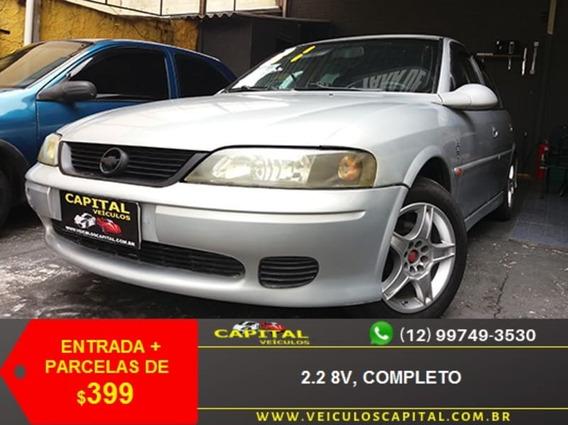 Chevrolet Vectra Gl Milenium 2.2 Mpfi 4p 2001
