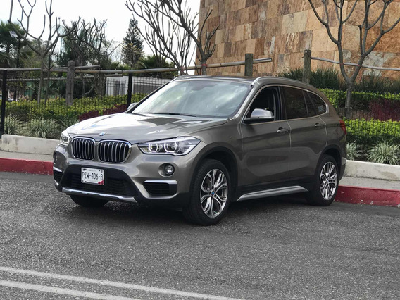 Bmw X1 1.5 Sdrive 18ia At 2018