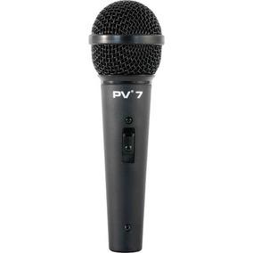 Micrófono Dinámico Cardiode Peavey Pvi7