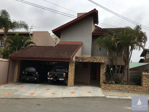 Imagem 1 de 22 de Santa Teresa   Casa 266 M²  3 Dorms  5 Vagas   7153 - V7153