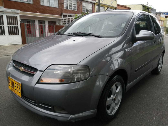 Chevrolet Aveo Gti Limited M2007 Mt1400