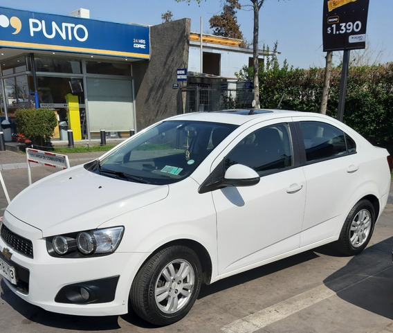 Chevrolet Sonic Ii 1.6 At