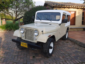 Jeep Willys Cj6