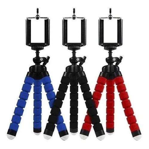Tripé Para Celular Mini Tripé Suporte Para Câmera Flexível