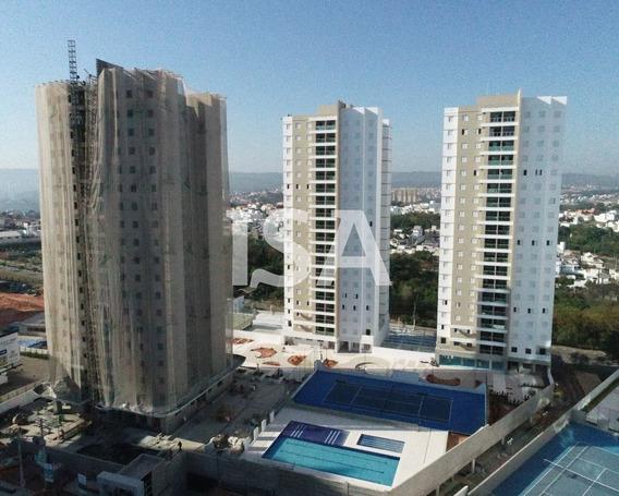 Lançamento Apartamento Venda, Residencial Cannes Campolim, Parque Campolim, Sorocaba, 3 Dormitórios, Sala 2 Ambientes, Cozinha Americana, Varanda - Ap02146 - 34458748