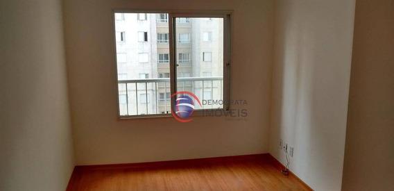 Apartamento Residencial Para Venda E Locação, Parque Erasmo Assunção, Santo André, Ap4180. - Ap4180