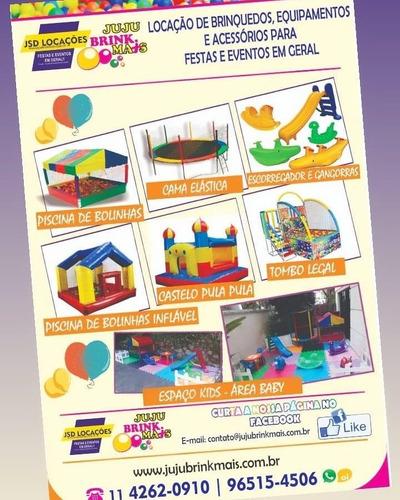 Imagem 1 de 10 de Aluguel Mesas Cadeiras E Brinquedos Salto Itu E Regiao