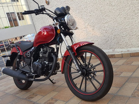 Italika Choper Rc150 ¡remato!