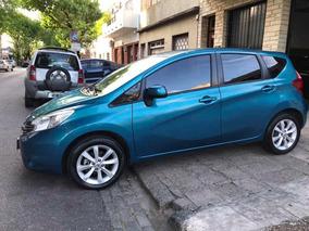 Nissan Note 1.6 Exclusive 110cv Cvt 2015 Permuto Financio