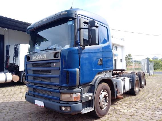 Scania 124 R 420 Ano 2005/2006