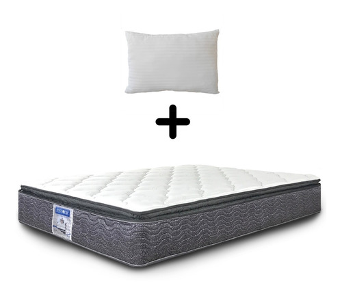 Colchón Individual Restonic Ortopédico Spring Pillow Ap Envío Gratis