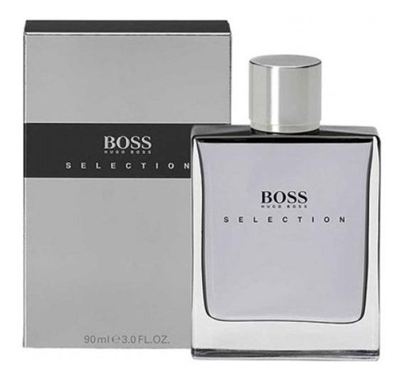Perfume Boss Selection Masculino 90ml Hugo Boss