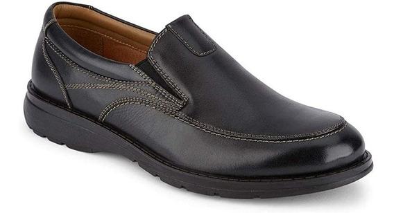 Dockers Calamar Zapatos Casuales Negros 26.5 Mex