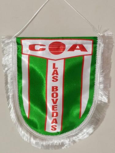 Banderín Del Club Atlético Las Bóbedas Nuevos - Fabricamos