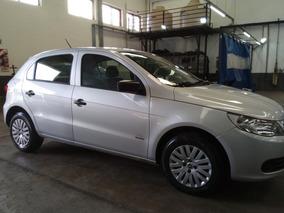 Volkswagen Gol Trend 1.6 Pack I 101cv 2012 71000km Gris Plat