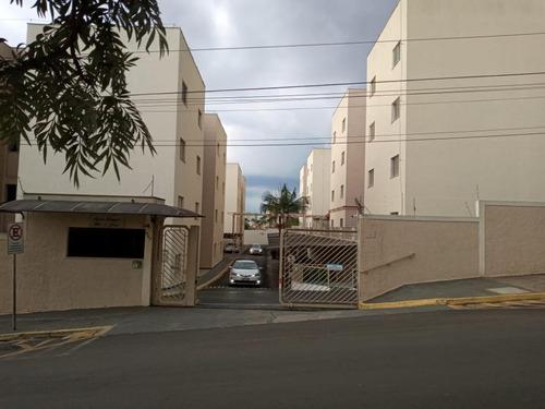 Apartamento À Venda -ed. Portal Do Guarujá -  Morumbi - Piracicaba/sp - Ap1360