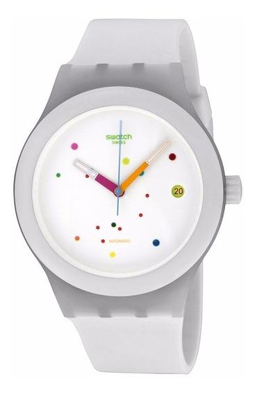 Relógio Swatch Automatic Sutw400 - Super Promoção